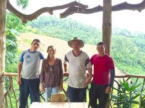 Brothers Mario, Rene and Jose