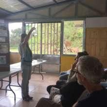 Jenny Smith gives an educational Tree Talk~