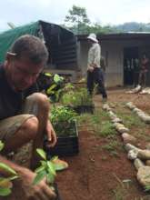 Our community reforestation includes everyone!