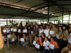 Women of La Reina Build Sustainable Business