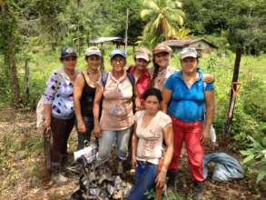 ACCT Develops Experienced Reforesters