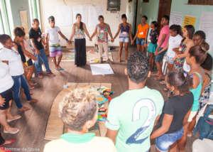 activity involving all participants