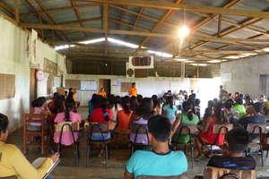 Volunteer training course