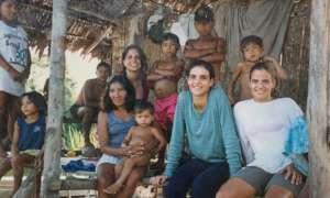 Vaga Lume's first trip to the Brazilian Amazon