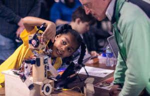 Coolest Projects UK Participant