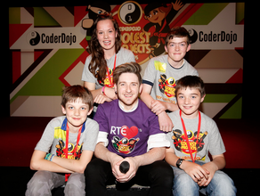 CoderDojo Coolest Projects 2