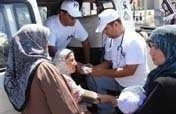 Medical relief for 150,000 Lebanese civilians