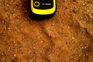 GPS tracking pugmarks. Credit: RCP