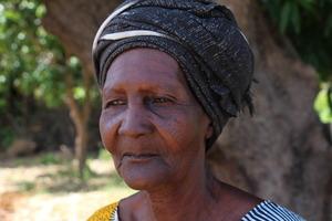 Sisene Elder so appreciative of water support
