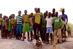 """Kamsi Boys """"We'll Help Build To Have Water For All"""