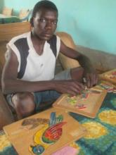 Puzzles in Karaba library, Burkina