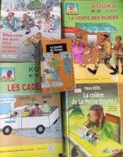 Sample of books purchased Sept 2018