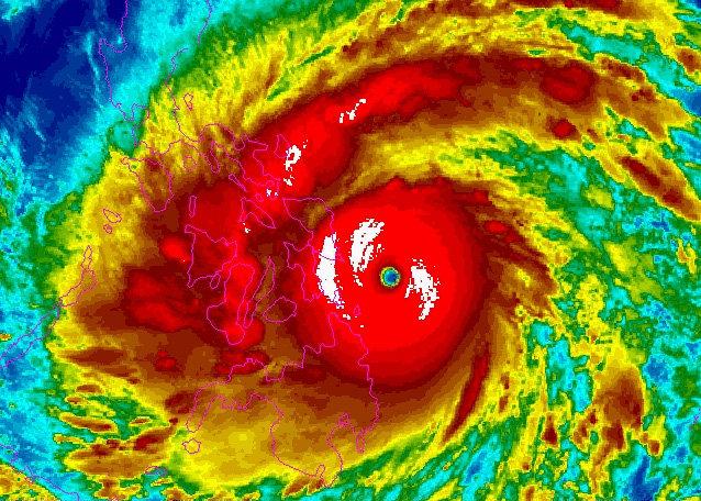 Super Typhoon Haiyan Relief Fund