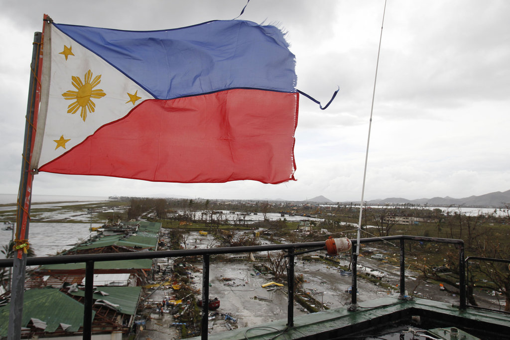 Super Typhoon Haiyan Relief Fund