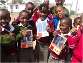 Solar Lantern - MADE IN TANZANIA