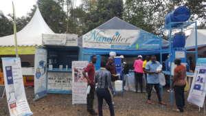 Exhibition in Tanzania - Aug 2020
