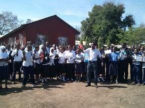 Lantern promotion at Schools
