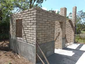 Partially complete Sepulveda home