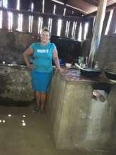 A satisfied customer in Copaltepe