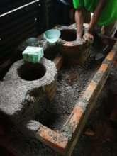 Stove construction process