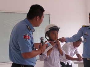 Article 4: Cambodia Traffic Police