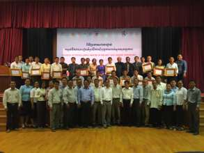 Three schools awarded for road safety efforts