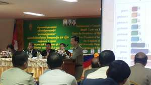 """National Assembly's """"Law on Road Traffic"""" Workshop"""