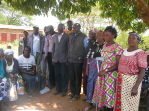 Mutulani Water project Committee