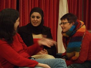 Small group's dialogue