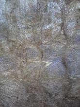 Wild silk textile up close