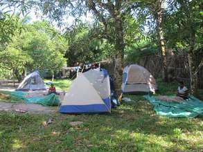 New training center will replace need for camping