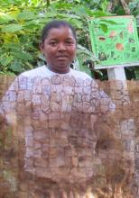 Meet Marie Jean - SEPALI's top textile producer