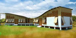 Model for New Training Center