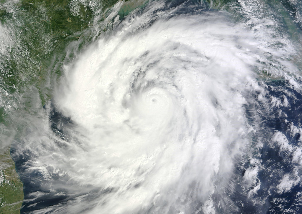 Cyclone Phailin Relief Fund for India