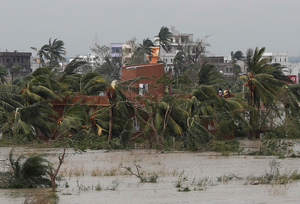 Flood Devastation, REUTERS/Adnan Abidi