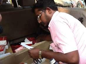 International Medical Corps Pharmacist Dhaval