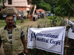 International Medical Corps Mobile Medical Unit