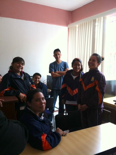 Digital Tools for Youth in Rural Guanajuato Mexico