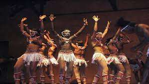 Traditional dances at the Bomas of Kenya