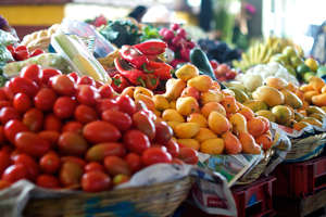 Women are Able to Sell Their Fruit in Marketplaces
