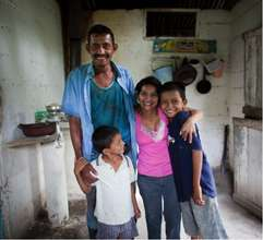 Danubia is hopeful about the future for her family