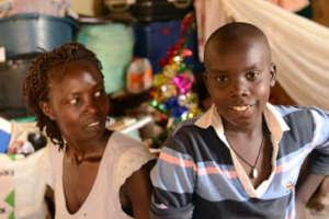 Solomon & His Mom