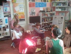 Students' brainstorming