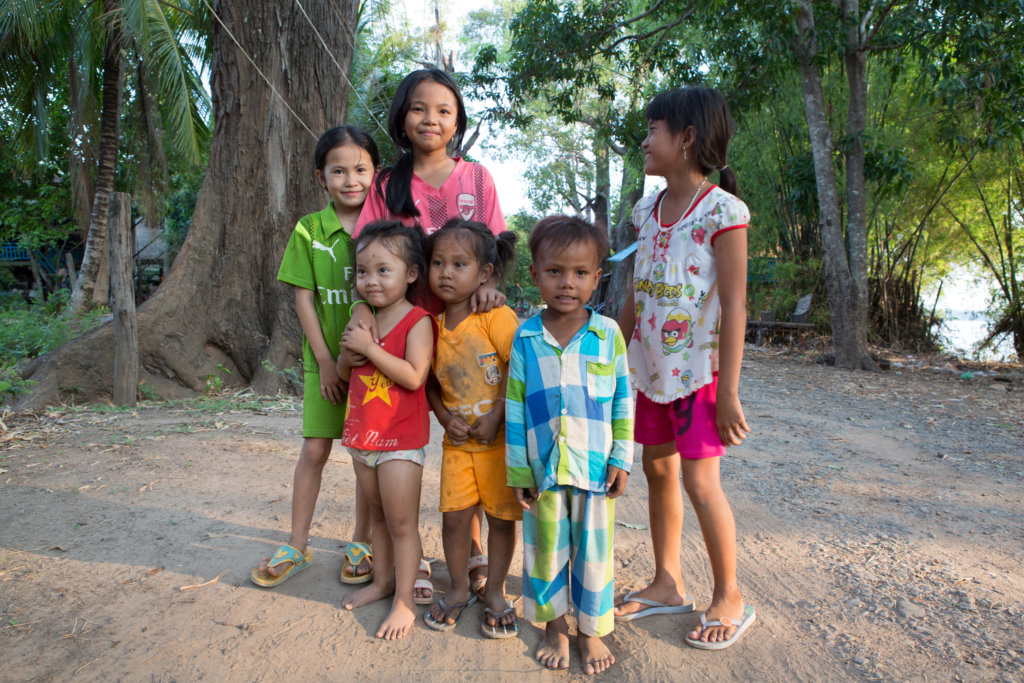 Sustainable lives for 375 women in rural Cambodia