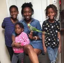 MANGO HAS FOUND A NEW FAMILY - CONGRATULATIONS!