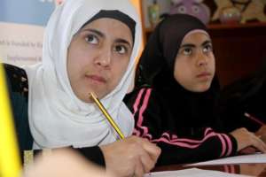 Studying at Al-Jalil Center in Lebanon