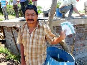 Vegetable seeds reaching rural farmers.