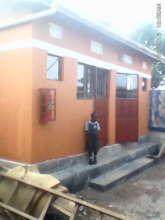 Servants quarters now a classroom