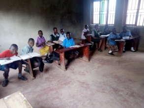 primary 6 classroom