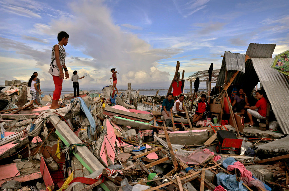 Emergency in the Philippines: Medical Assistance